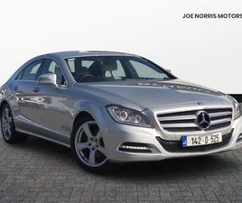 MERCEDES-BENZ CLS-CLASS CLS 250 CDI BLUE EFFICIEN FOR SALE IN MEATH FOR €21,995 ON DONEDEA