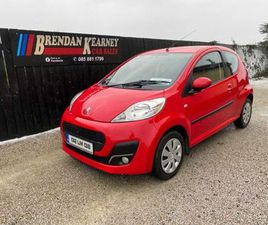 PEUGEOT 107, 2013 FOR SALE IN LOUTH FOR €5,250 ON DONEDEAL