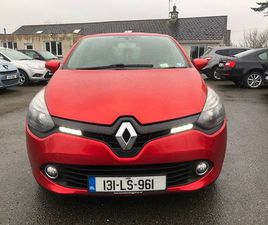 131 RENAULT CLIO EXPRESSION 75 BHP NCT 4/23 FOR SALE IN KILDARE FOR €7,250 ON DONEDEAL