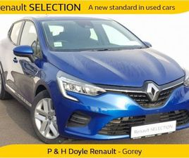 RENAULT CLIO DYNAMIQUE TCE 100 FOR SALE IN WEXFORD FOR €18,500 ON DONEDEAL