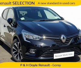RENAULT CLIO ICONIC TCE 100 FOR SALE IN WEXFORD FOR €19,950 ON DONEDEAL
