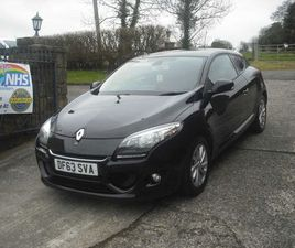 RENAULT MEGANE, 2014 FOR SALE IN TYRONE FOR £4,495 ON DONEDEAL