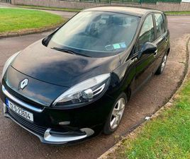 RENAULT SCENIC NEW NCT 2012 DSL FOR SALE IN CORK FOR €4,750 ON DONEDEAL