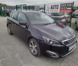 PEUGEOT 308, 2015 FOR SALE IN LIMERICK FOR €11,450 ON DONEDEAL