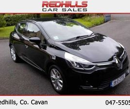 RENAULT CLIO IV DYNAMIQUE NAV TCE 90 M 4DR PRICED FOR SALE IN CAVAN FOR €14,950 ON DONEDEA