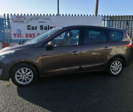 2011 GRAND SCENIC 1.5D TOMTOM PRIVILEGE FOR SALE IN DUBLIN FOR €4,999 ON DONEDEAL