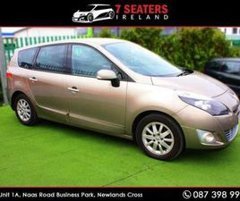 RENAULT GRAND SCENIC CLICK COLLECT/DELIVERY ARMRE FOR SALE IN DUBLIN FOR €5,400 ON DONEDEA
