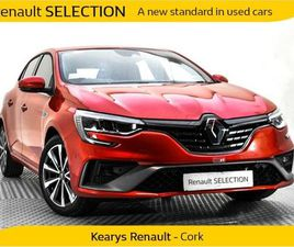 RENAULT MEGANE R.S LINE TCE 140 FOR SALE IN CORK FOR €28,940 ON DONEDEAL