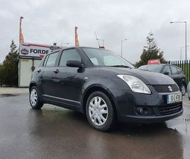 2010 SUZUKI SWIFT NEW NCT FOR SALE IN CORK FOR €2,950 ON DONEDEAL