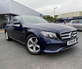 2018 MERCEDES-BENZ E220D SE AUTO FOR SALE IN TYRONE FOR £19,299 ON DONEDEAL