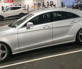 MERCEDES CLS 250 CDI AMG SPORT FOR SALE IN DUBLIN FOR €16,500 ON DONEDEAL