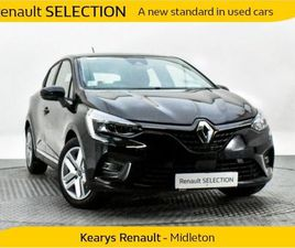 RENAULT CLIO DYNAMIQUE TCE 100 MY19 5D FOR SALE IN CORK FOR €17,990 ON DONEDEAL