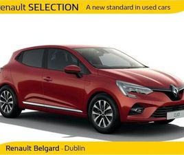 RENAULT CLIO ICONIC FOR SALE IN DUBLIN FOR €18,900 ON DONEDEAL