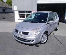 RENAULT GRAND SCENIC GRAND 1.5 DCI DYNAMIQUE 106B FOR SALE IN GALWAY FOR €1,950 ON DONEDEA