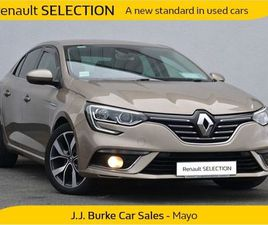 RENAULT MEGANE GRAND COUPE DYNAMIQUE S NAV DCI 11 FOR SALE IN MAYO FOR €17,500 ON DONEDEAL