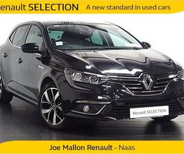 RENAULT MEGANE ICONIC TCE 140 GPF MY18 FOR SALE IN KILDARE FOR €20,952 ON DONEDEAL