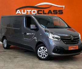 RENAULT TRAFIC SPORT LL30 SPORT ENERGY DCI 58 FOR SALE IN DUBLIN FOR €22,750 ON DONEDEAL