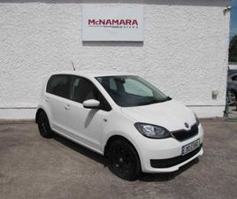 SKODA CITIGO HIGH SPEC 5DR ONLY 12,000KM FOR SALE IN CORK FOR €11,495 ON DONEDEAL