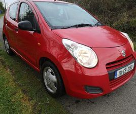 SUZUKI ALTO, 2013 FOR SALE IN WEXFORD FOR €4,250 ON DONEDEAL