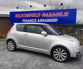 2011 SUZUKI SWIFT SPORT // 2 YEAR NCT FOR SALE IN DUBLIN FOR €4,950 ON DONEDEAL