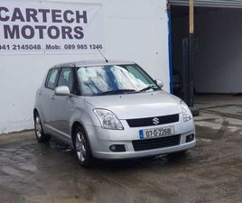SUZUKI SWIFT, 2007 NCT 02/22 , SALE AND SERVICES FOR SALE IN LOUTH FOR €3,495 ON DONEDEAL