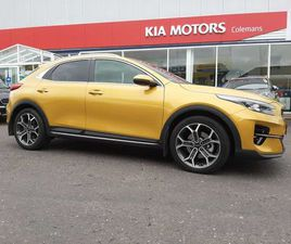 KIA X CEED K4 PETROL (2019 (192)) EX DEMO FOR SALE IN CORK FOR €23,495 ON DONEDEAL