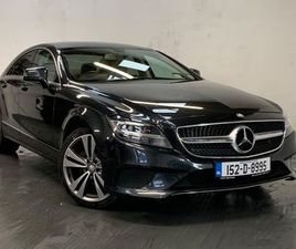 151 MERCEDES CLS250 CDI SPORT = CREAM LEATHER = FOR SALE IN MAYO FOR €22,995 ON DONEDEAL