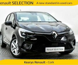 RENAULT CLIO DYNAMIQUE TCE 100 MY19 FOR SALE IN CORK FOR €16,990 ON DONEDEAL