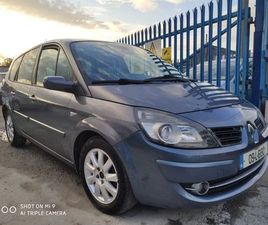 09 RENAULT GRAND SCENIC 2.0D 150BHP 7 SEATER FOR SALE IN DUBLIN FOR €2,450 ON DONEDEAL