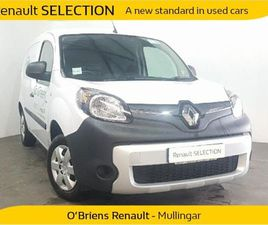 RENAULT KANGOO I VAN Z.E. BUSINESS 33 FOR SALE IN WESTMEATH FOR €18,658 ON DONEDEAL