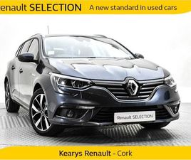 RENAULT MEGANE SPORT TOURER ICONIC TCE FOR SALE IN CORK FOR €21,400 ON DONEDEAL