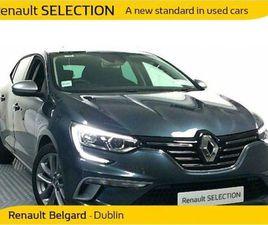 RENAULT MEGANE GT LINE NAV FOR SALE IN DUBLIN FOR €16,200 ON DONEDEAL