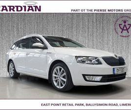 SKODA OCTAVIA COM STYLE 1.6TDI 90HP FOR SALE IN TIPPERARY FOR €15,950 ON DONEDEAL