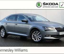 SKODA SUPERB STYLE 1.6TDI 120BHP FOR SALE IN DUBLIN FOR €23,950 ON DONEDEAL