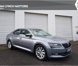 SKODA SUPERB STYLE 2.0 TDI 150 BHP AUTOMATIC FOR SALE IN KERRY FOR €28,950 ON DONEDEAL