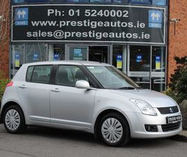 SUZUKI SWIFT, 2010 FOR SALE IN DUBLIN FOR €3,950 ON DONEDEAL