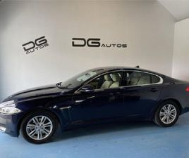 JAGUAR XF 2.2 DIESEL LUXURY 163PS FOR SALE IN LIMERICK FOR €15,850 ON DONEDEAL