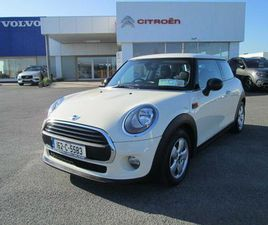 MINI ONE, 1.2 PETROL 2016 FOR SALE IN KERRY FOR €14,950 ON DONEDEAL