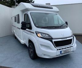 PEUGEOT BOXER BAILEY ADVANCE 76-2 HDI 335 B/B TL FOR SALE IN CORK FOR €79,495 ON DONEDEAL