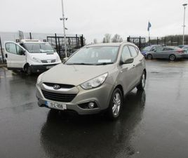 HYUNDAI IX35 1.7 5DR FOR SALE IN LIMERICK FOR €10,950 ON DONEDEAL