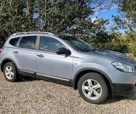 NISSAN QASHQAI +2 7 SEATER 2013 FOR SALE IN DONEGAL FOR €6,995 ON DONEDEAL