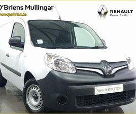 RENAULT KANGOO ML19 ENERGY DCI 75 BUSI FOR SALE IN WESTMEATH FOR €11,097 ON DONEDEAL