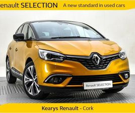 RENAULT SCENIC DYNAMIQUE S NAV - R PARKING CAMERA FOR SALE IN CORK FOR €19,550 ON DONEDEAL