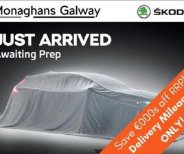 SKODA OCTAVIA C STY 2.0 TDI 115HP ONLY 277 PER M FOR SALE IN GALWAY FOR €31,495 ON DONEDEA