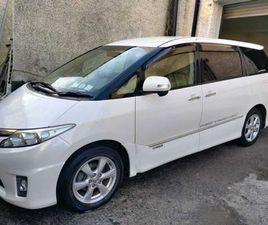 TOYOTA ESTIMA 8 SEATER AUTO HYBRID FOR SALE IN DUBLIN FOR €11,950 ON DONEDEAL