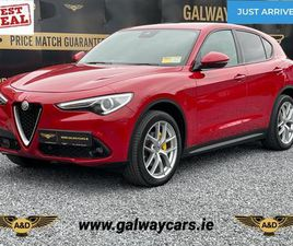 ☘️LOOK!192 ALFA ROMEO STELVIO 2.2 MILANO EDIZIONE! FOR SALE IN GALWAY FOR €45,950 ON DONED