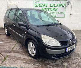 RENAULT GRAND SCENIC 1.6 DYNAMIQUE MPV PETROL MAN FOR SALE IN CORK FOR €1,950 ON DONEDEAL