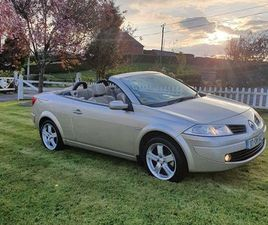 O7 MEGANE NEW NCT CABRIOLET FOR SALE IN CAVAN FOR €2,000 ON DONEDEAL