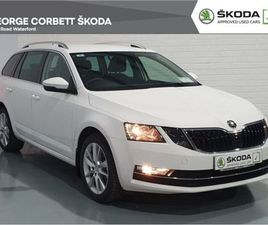 SKODA OCTAVIA STYLE COMBI 1.0TSI 115HP LOW FINAN FOR SALE IN WATERFORD FOR €25,995 ON DONE