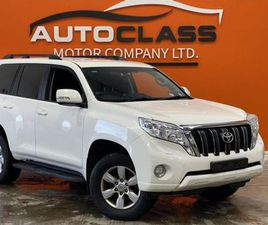 TOYOTA LANDCRUISER LWB GX COM 4DR LC COMMERCIAL 20 FOR SALE IN DUBLIN FOR €27,950 ON DONED